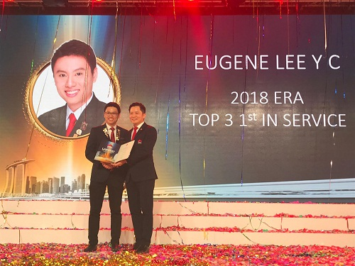 Eugene lee Top 3 1st in service pic
